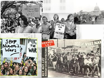 Vietnam War Protests PowerPoint