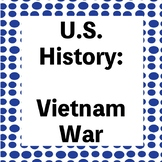 Vietnam War Questions