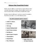 Vietnam War Research Project
