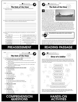Vietnam War: The Role of the Navy Gr. 5-8