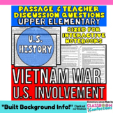 Vietnam War: Reading Passage