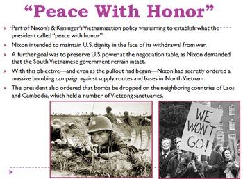 Vietnam War Unit PowerPoint