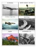 Vietnam War Weaponry and Technology Cards