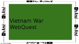 Vietnam War Webquest