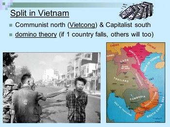 Vietnam War and Counterculture Movement Unit PowerPoints