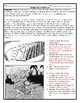 Vietnam War and Domino Theory Political Cartoon Worksheet with Answer Key