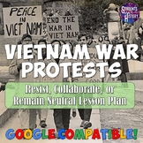 Vietnam War and Resistance Lesson Plan