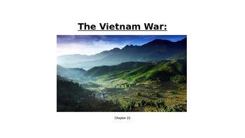 Vietnam War: from Eisenhower to Johnson PPT