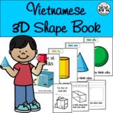 Vietnamese 3D Shape Book