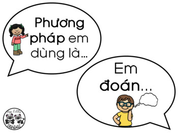 Vietnamese Accountable Talk Stems