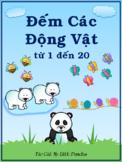 Vietnamese Read Aloud: Animal Number Book