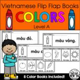 Vietnamese Flip Flap Books: COLORS