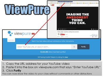 ViewPure - Show YouTube Videos Without Comments