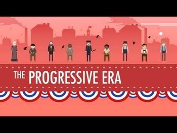 Viewing Guide- Crash Course US History #27: The Progressive Era