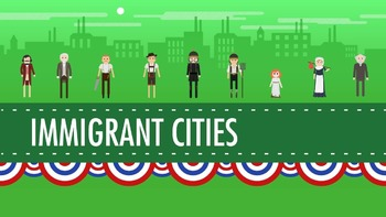Viewing Guide- Growth, Cities, and Immigration: Crash Cour