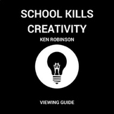 Viewing Guide TED Talks-  Ken Robinson says schools kill creativity