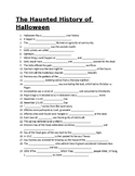 Viewing Guide for The Haunted History of Halloween