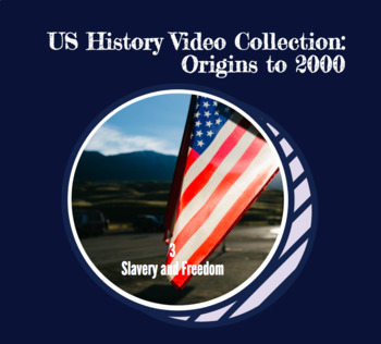 Viewing Guide for US History Video Collection - v. 3: Slavery and Freedom