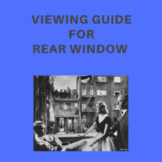 "Viewing Guide for the film ""Rear Window"""