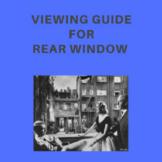 Rear Window Viewing Guide