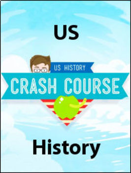 Viewing Guides- Crash Course US History #'s 1-5