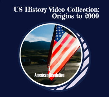 Viewing guide for US History Video Collection - v. 4: American Revolution