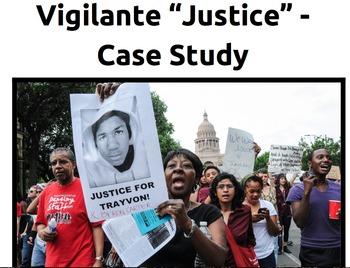 """Vigilante """"Justice"""" Research Packet"""