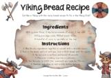 Viking Bread Recipe Card