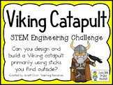 Viking Catapult - STEM Engineering Challenge