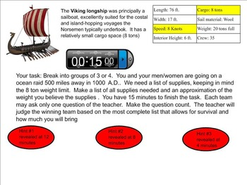 Viking Challenge