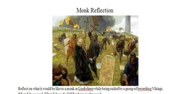 Viking Conquest Online Game with Monk Reflection