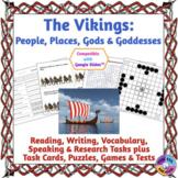 Viking Curriculum Unit: Explorers, Rulers, Places, Gods and Goddesses