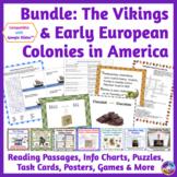 Viking & Early European Colonies in North America BUNDLE