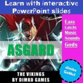 Viking Gods - Asgard Presentation.