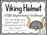 Viking Helmet - STEM Engineering Challenge