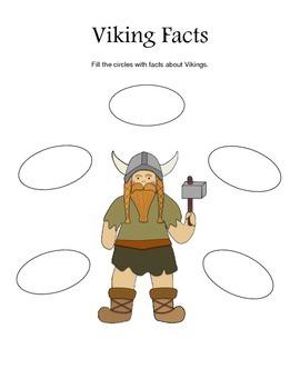 Viking History - Mini Unit K - 2nd Grade