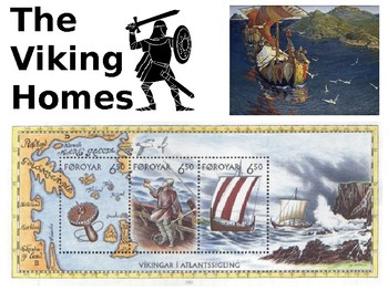 viking homes and life by steven s social studies tpt