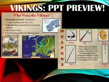 Viking Lesson Plan High School