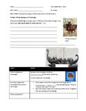 Viking Life and Exploration