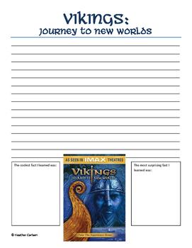 Viking Movie Notes