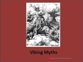 Viking Myths: Comprehension Questions & Suggested Activities