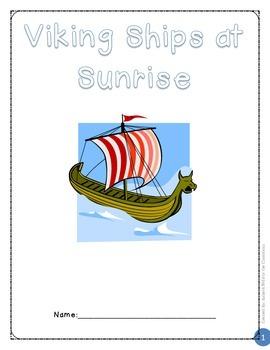 Viking Ships at Sunrise Magic Tree House Reading Pack