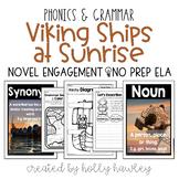 Viking Ships at Sunrise NO PREP (ELA)