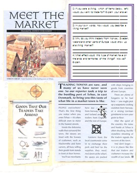 Viking Traders, Merchants and Their Markets