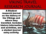 Viking Travel Research Journal