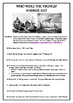 """Fury From the North"" Viking Video Worksheet"