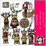 Vikings clip art - by Melonheadz