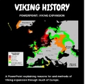 Viking expansion: raiding and trading