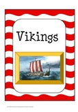 Viking invaders and settlers! Planning and activity lesson bundle