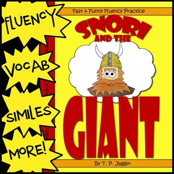 Viking-themed Readers' Theater Activity Pack: Snori & the Giant